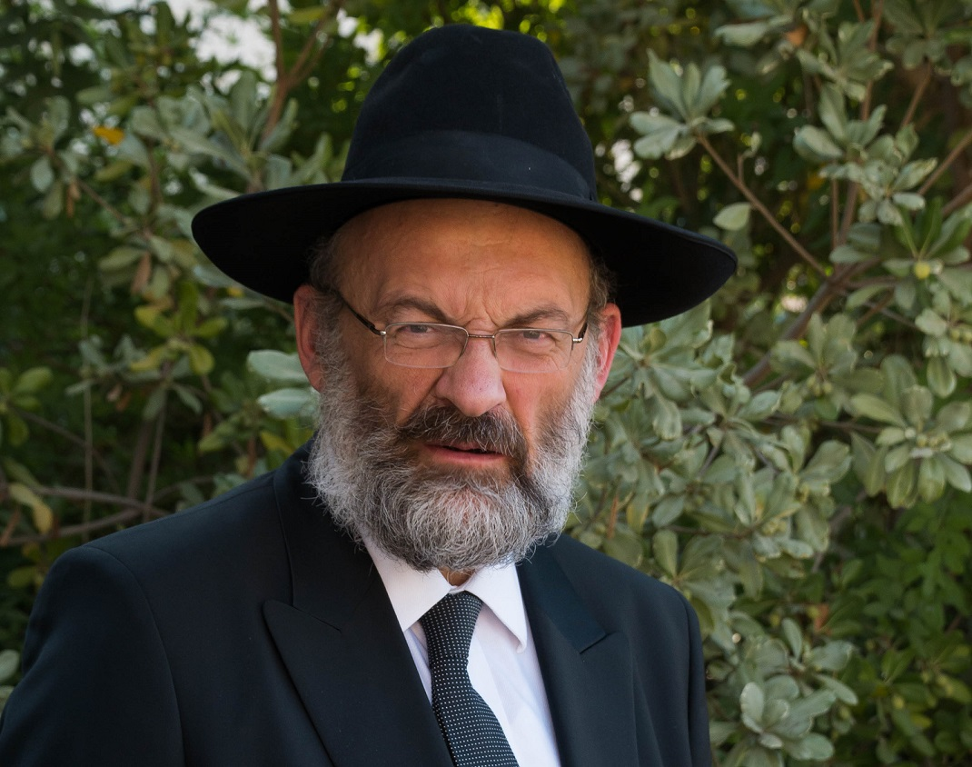 Rabbi Reuven Leuchter