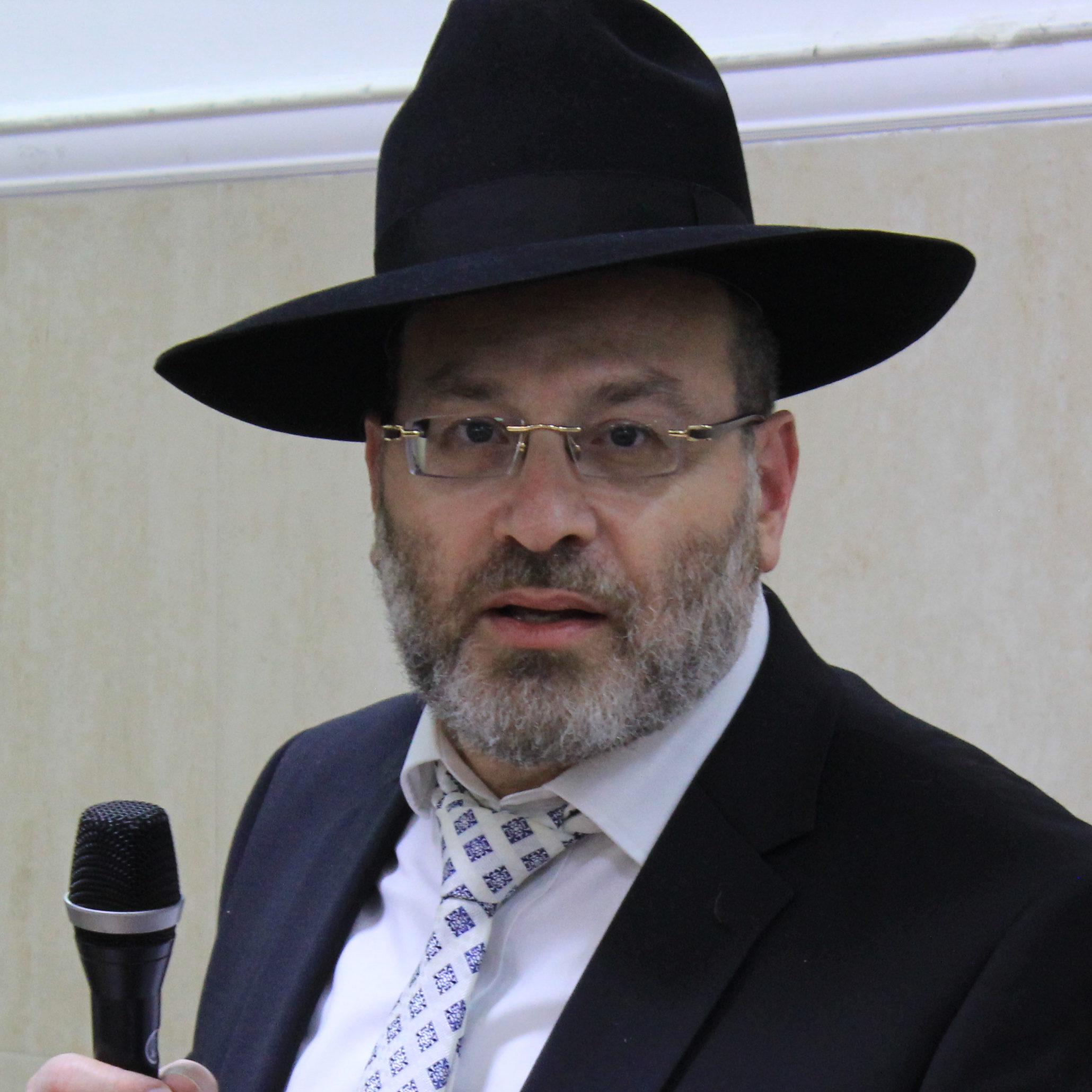Rav Ephraim Galinksy