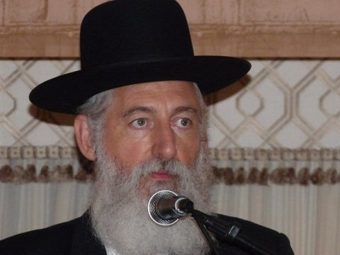 Rabbi Feivel Mashinsky