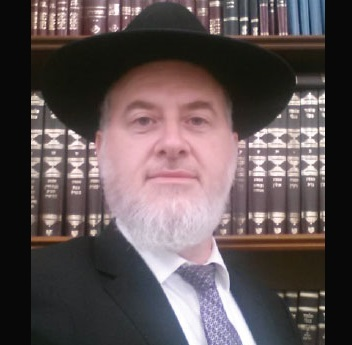 Rabbi Asher Dicker